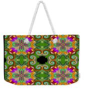 As Luck Would Have It Weekender Tote Bag