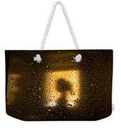 As Seen Through A Shower Door, A Girl Weekender Tote Bag