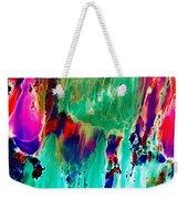 As The Colors Blend.. Weekender Tote Bag