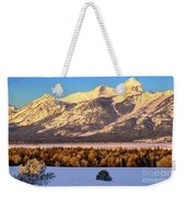 As The Sun Comes Up Weekender Tote Bag