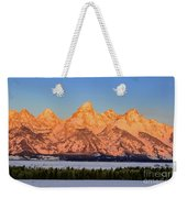 As The Sun Rises Weekender Tote Bag