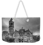 As The World Passes By... Weekender Tote Bag