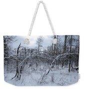 As Winter Returns Weekender Tote Bag