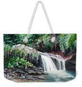 Asa Wright Falls      Sold Weekender Tote Bag