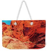Ascension Weekender Tote Bag by Michelle Dallocchio