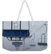 Ascent From The Mist Weekender Tote Bag
