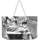 Asclepius Weekender Tote Bag