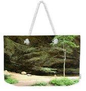 Ash Cave Tree Weekender Tote Bag