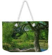 Ash Tree Weekender Tote Bag