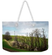 Ashes To Ashes Weekender Tote Bag