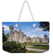 Ashford Castle, County Mayo, Ireland Weekender Tote Bag