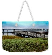 Ashley River Sc Weekender Tote Bag