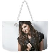 Ashley Tisdale Weekender Tote Bag