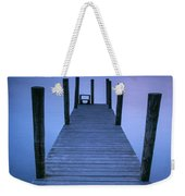 Ashness Jetty, Derwentwater, England Weekender Tote Bag