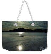 Ashokan Sunset Photograph Weekender Tote Bag