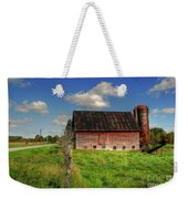 Ashtabula County Barn Weekender Tote Bag
