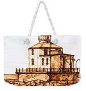 Ashtabula Harbor  Weekender Tote Bag