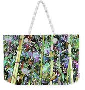 Asian Bamboo Forest Weekender Tote Bag