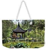 Asian Charm  Weekender Tote Bag