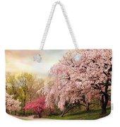 Asian Cherry Grove Weekender Tote Bag