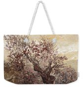 Asian Mist Weekender Tote Bag