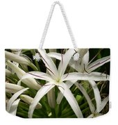 Asiatic Poison Lily Weekender Tote Bag