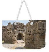 Asklepios Temple Ruins Weekender Tote Bag