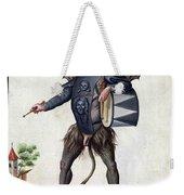 Asmodeus, King Of Demons, 18th Century Weekender Tote Bag
