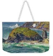 Asparagus Island Weekender Tote Bag