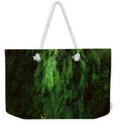 Asparagus Jungle Weekender Tote Bag