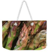 Asparagus Tips 2 Weekender Tote Bag