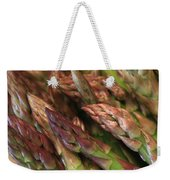 Asparagus Tips Weekender Tote Bag