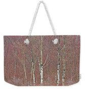 Aspen And Buckbrush Weekender Tote Bag