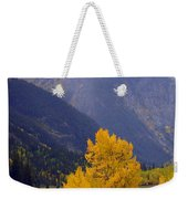 Aspen Fall 4 Weekender Tote Bag