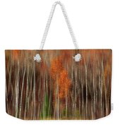 Aspen Motion II, Sturgeon Bay Weekender Tote Bag