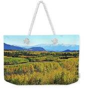 Aspen Valley Weekender Tote Bag