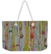 Aspens Abstract II Weekender Tote Bag