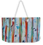 Aspens Abstract IIi Weekender Tote Bag
