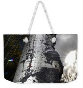 Aspens And A Cool Breeze Weekender Tote Bag