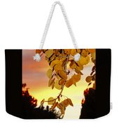 Aspens At Sunset Weekender Tote Bag