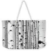 Aspens Near And Far Weekender Tote Bag