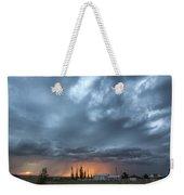 Asperitas Sunset Weekender Tote Bag