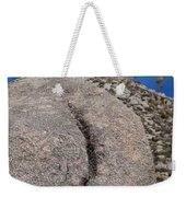 Ass Rock New Mexico Weekender Tote Bag