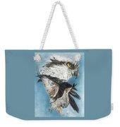 Assail Weekender Tote Bag by Barbara Keith