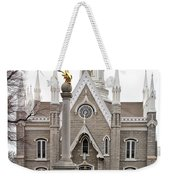 Assembly Hall Weekender Tote Bag