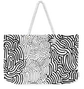 Assimilation Weekender Tote Bag