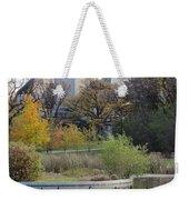 Assiniboine Park Pavilion Weekender Tote Bag