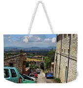 Assisi Italy I Weekender Tote Bag