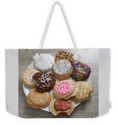 Assorted Cookies Weekender Tote Bag
