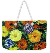 Assorted Flowers #191 Weekender Tote Bag